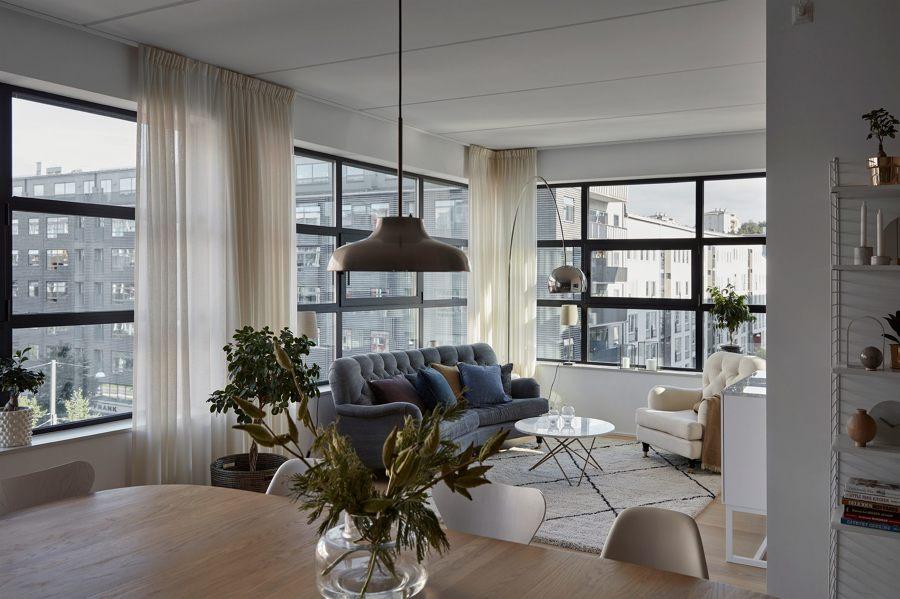8 claves para convertir tu casa al estilo n rdico ideas - Salon estilo industrial ...