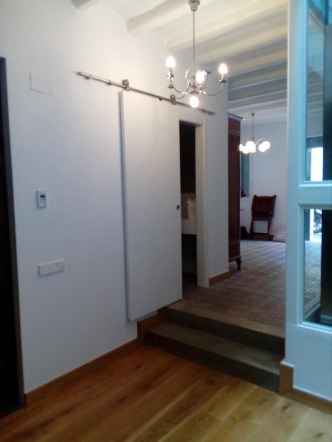Salón de Obra nueva en Barcelona.