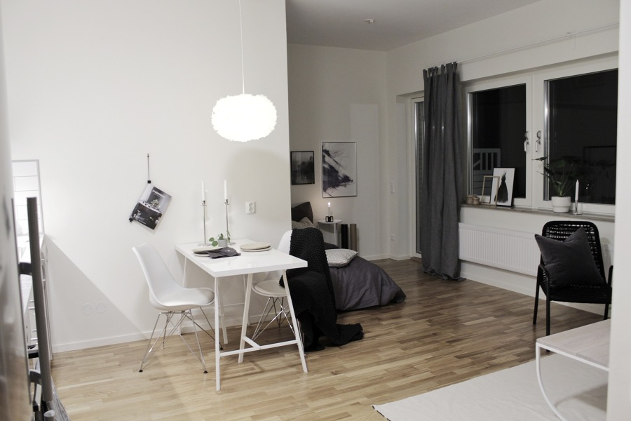 Salon - Dormitorio