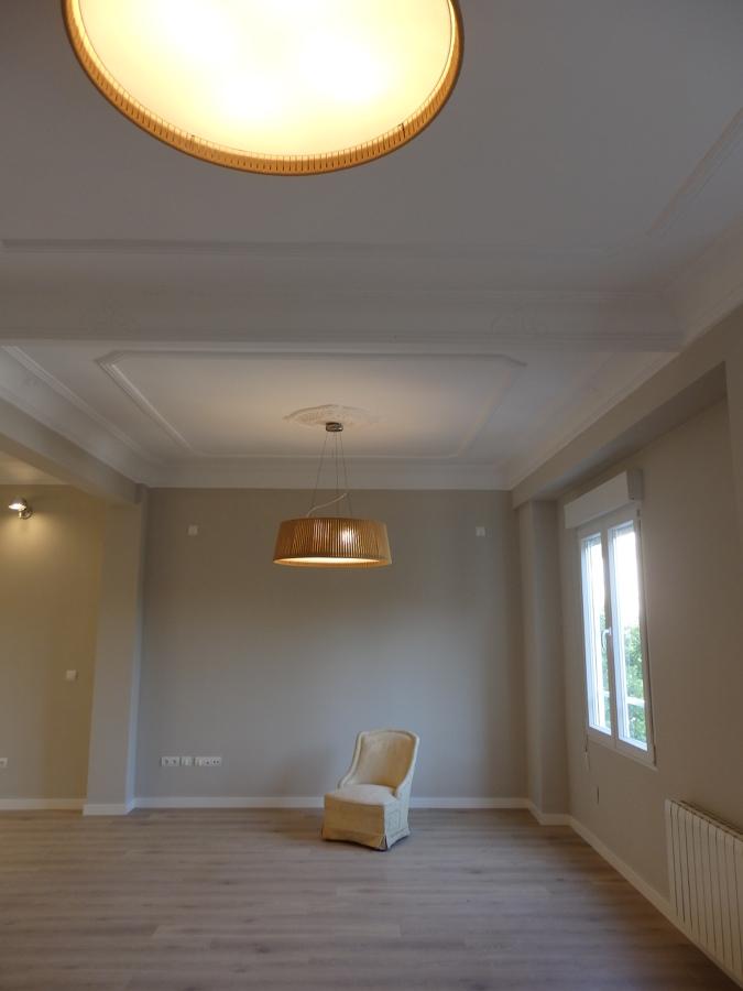 Salón e iluminación