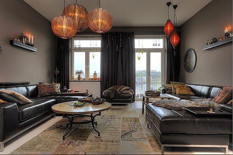 pinta tu casa seg n la psicolog a del color ideas decoradores. Black Bedroom Furniture Sets. Home Design Ideas