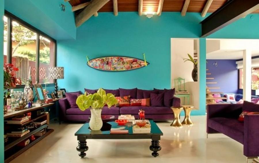 C mo decorar un sal n de estilo kitsch ideas art culos for Articulos decoracion salon