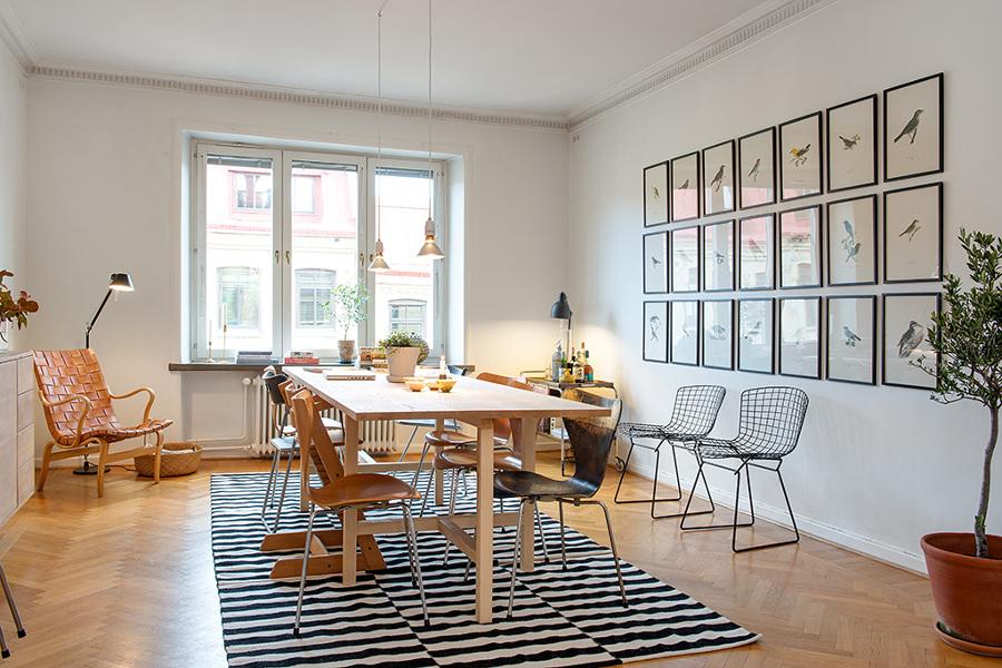 9 claves para convertir tu casa al estilo n rdico ideas for Salones modernos estilo nordico