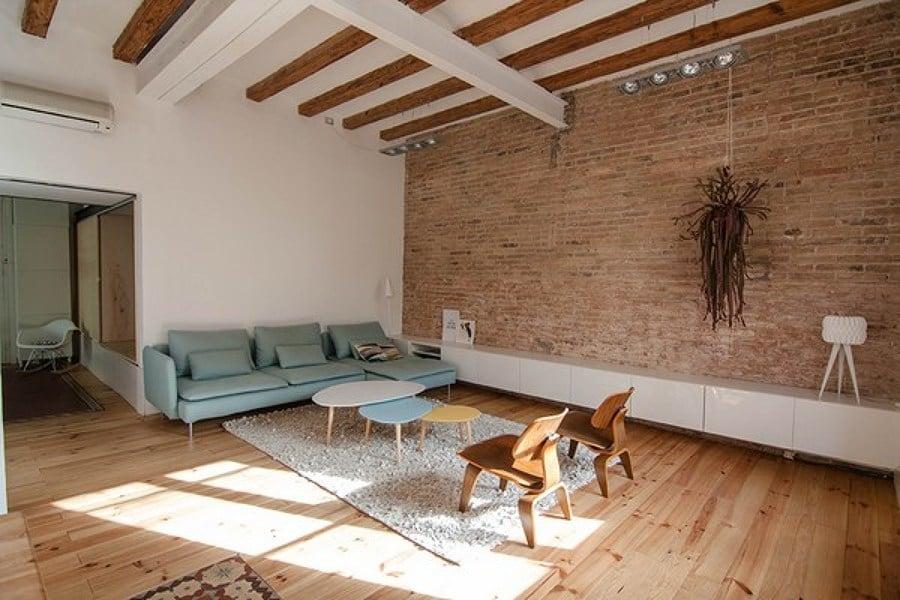 10 salones acogedores ideas arquitectos for Casas loft diseno