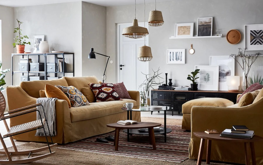 Salón IKEA