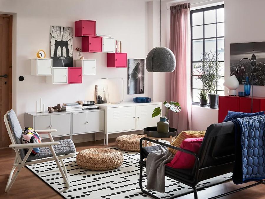 Salón IKEA juvenil