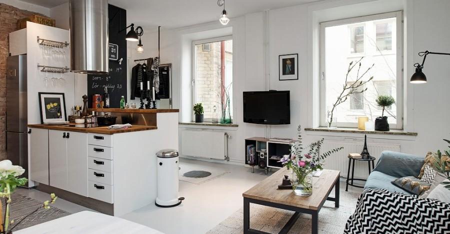 Ideas para iluminar espacios sin ventanas ideas decoradores - Ideas iluminacion salon ...