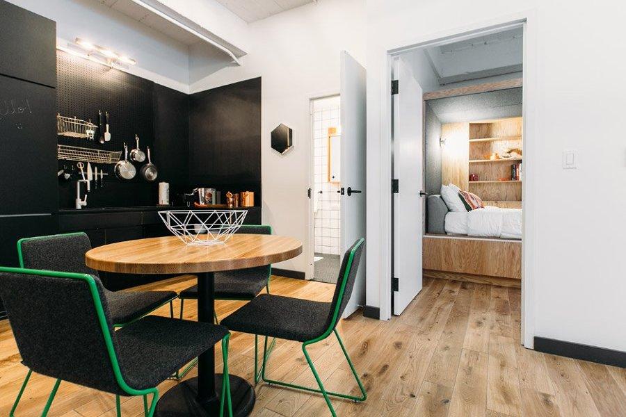 Nueva york las claves de sus mini apartamentos ideas - Mini apartamentos ...