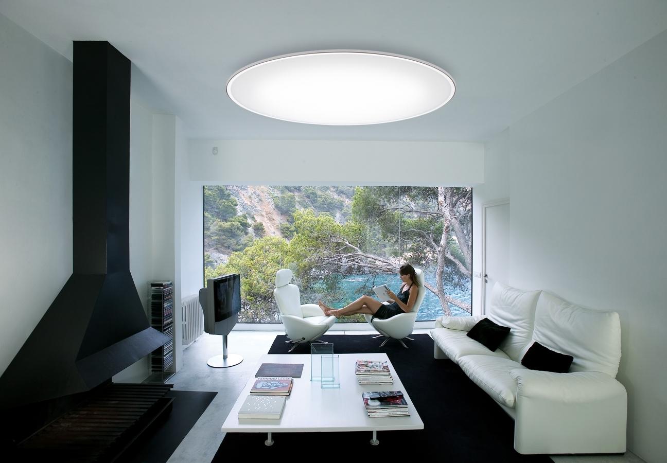 Salon minimalista ideas reformas viviendas - Salones de diseno minimalista ...