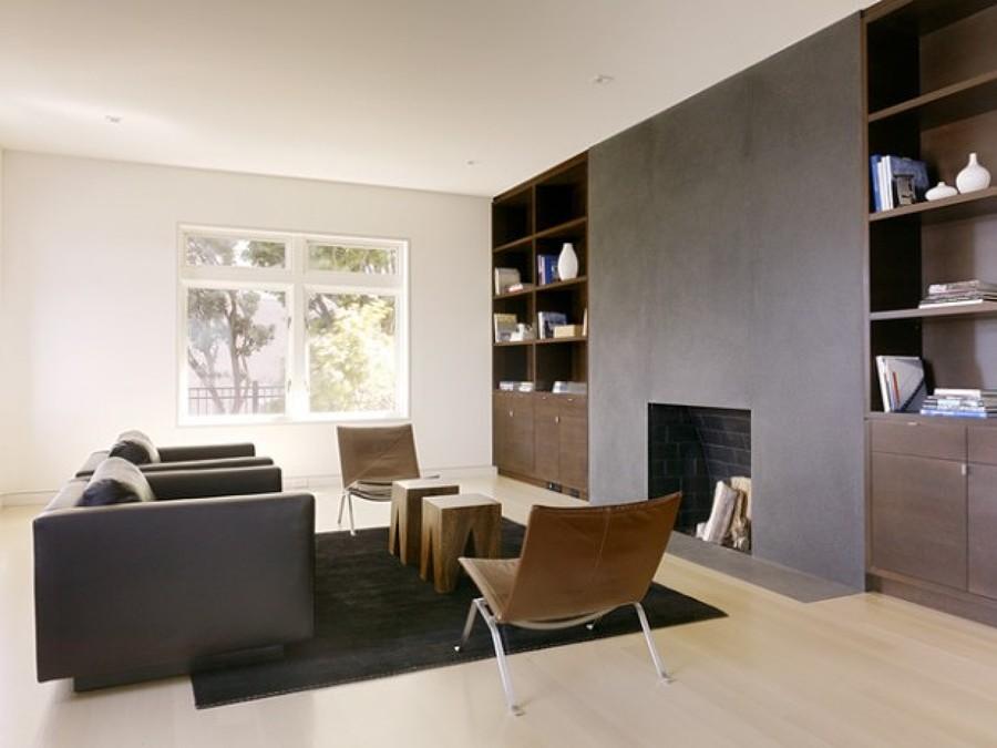 saln moderno2 - Como Decorar Un Salon Moderno