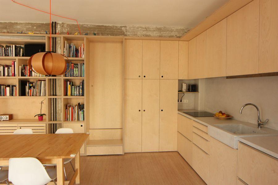 Salón modular con soluciones a medida