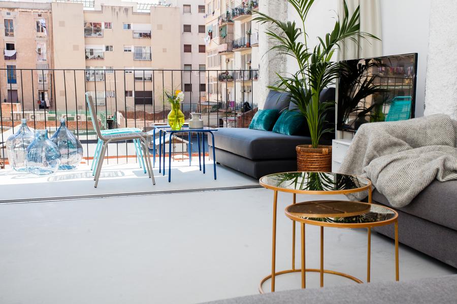 Salón - terraza