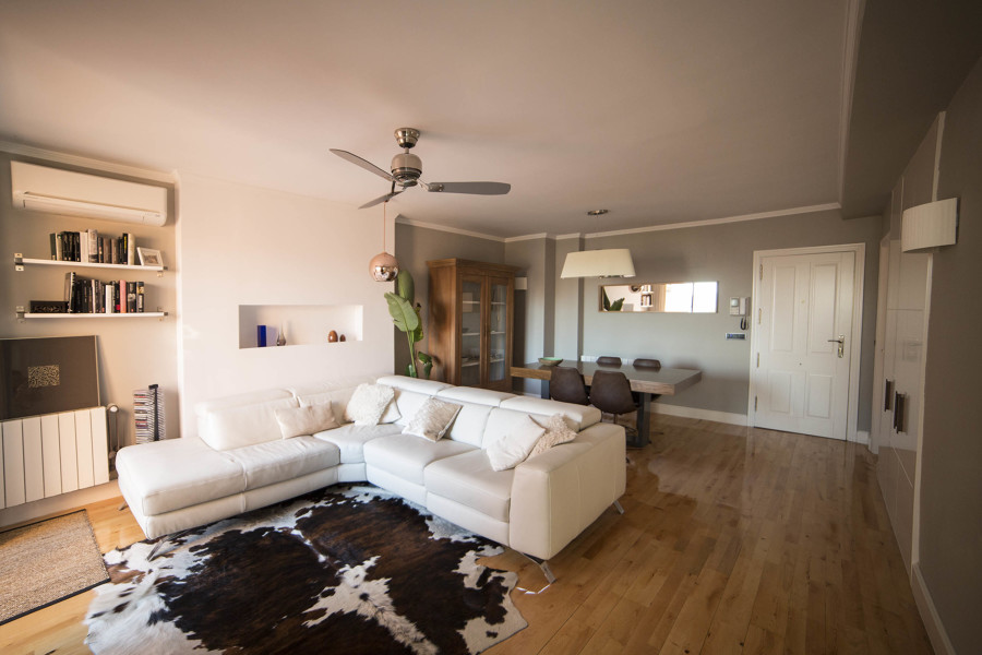 Una vivienda en alcobendas que gan much simo espacio - Spa en alcobendas ...