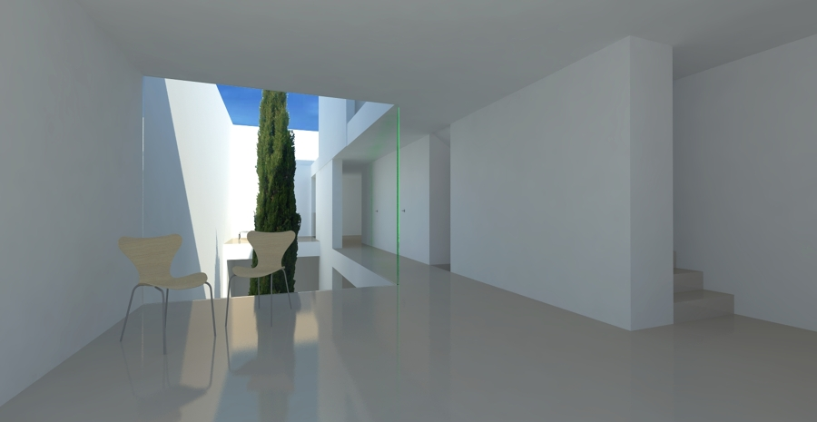 Vivienda unifamiliar en c rdoba ideas arquitectos - Arquitectos en cordoba ...
