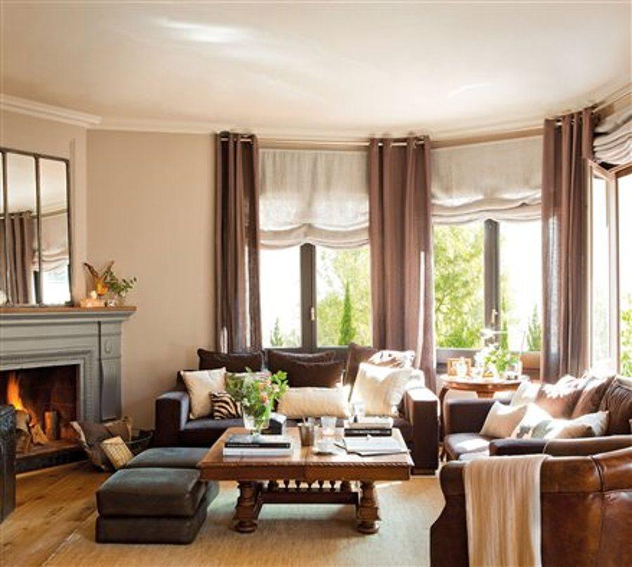 C mo decorar una habitaci n irregular ideas for Decorar esquinas salon