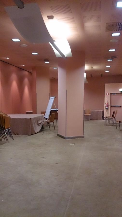 Salones antes de la reforma