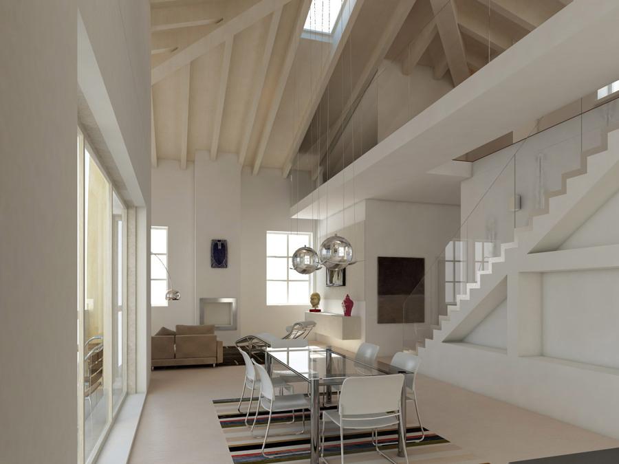 Salones y comedores varios proyectos dise o de for Aplicacion para diseno de interiores 3d