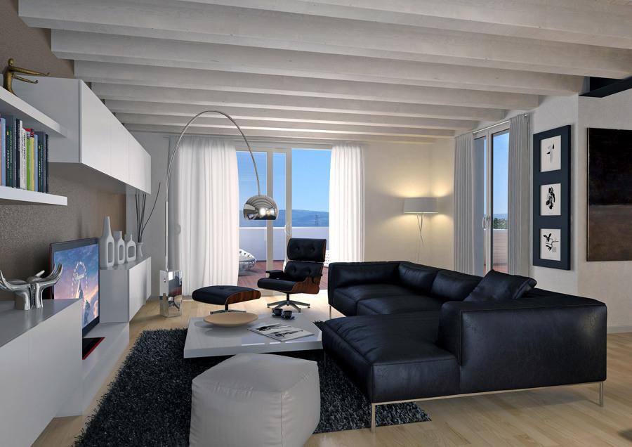 Salones y comedores varios proyectos dise o de interiores 3d ideas decoradores - Fotos de interiorismo ...