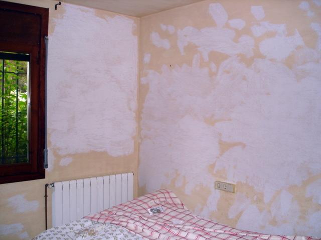 Saneado de paredes ideas pintores - Pintores de paredes ...