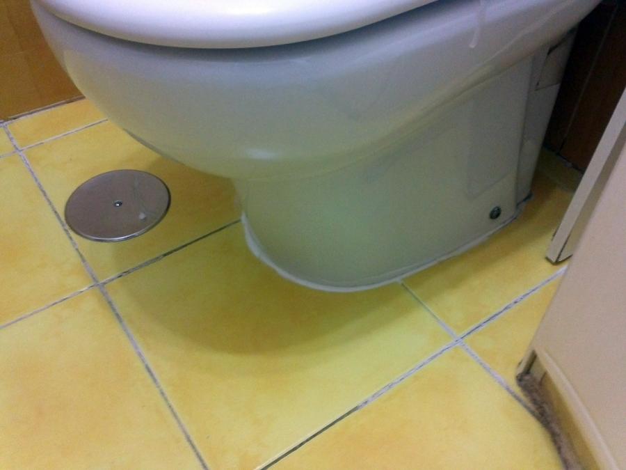Saneamiento baño