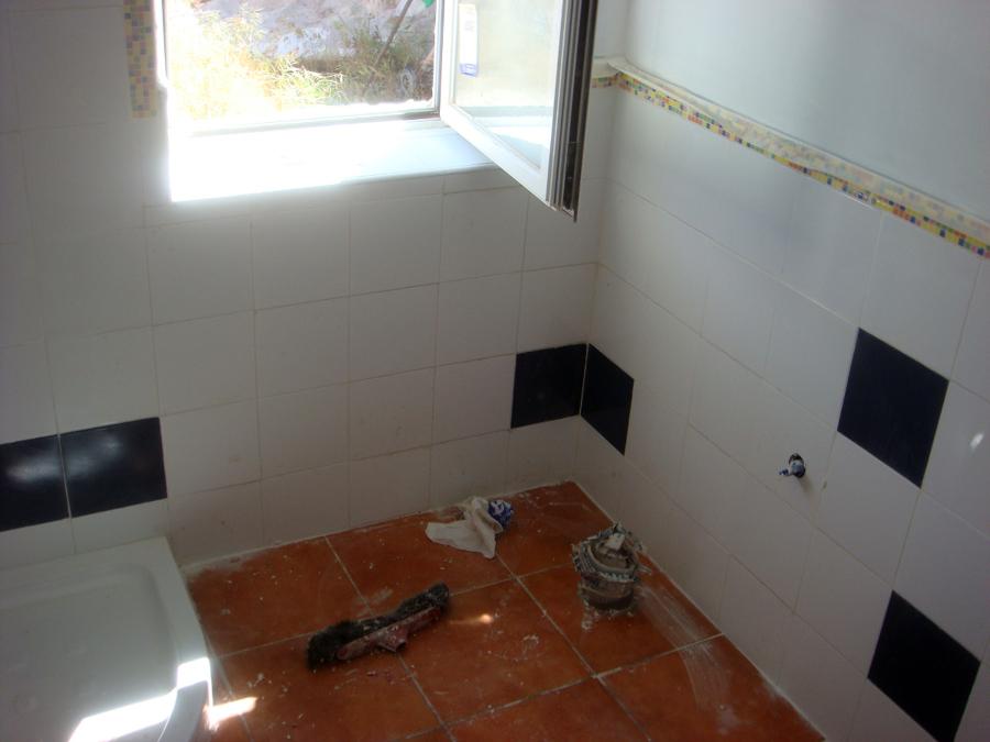 Santiago Cristobal. foto 12 baño y alicatado