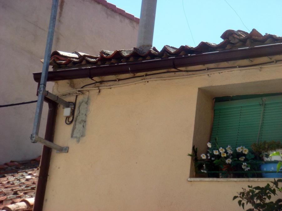 SAntiiago Cristobal aleros a reparar