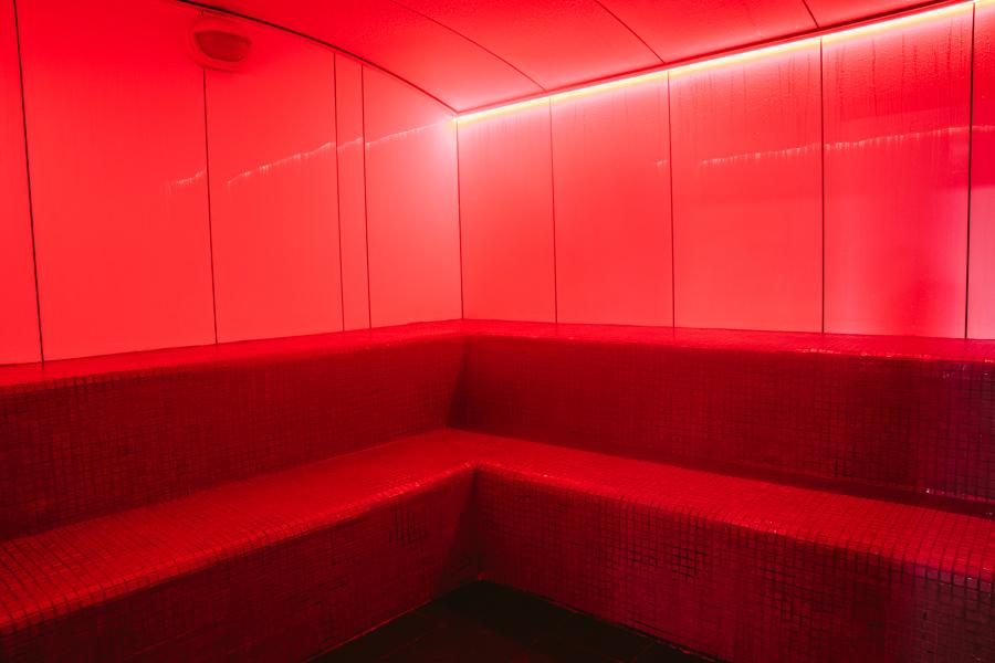 Sauna humeda
