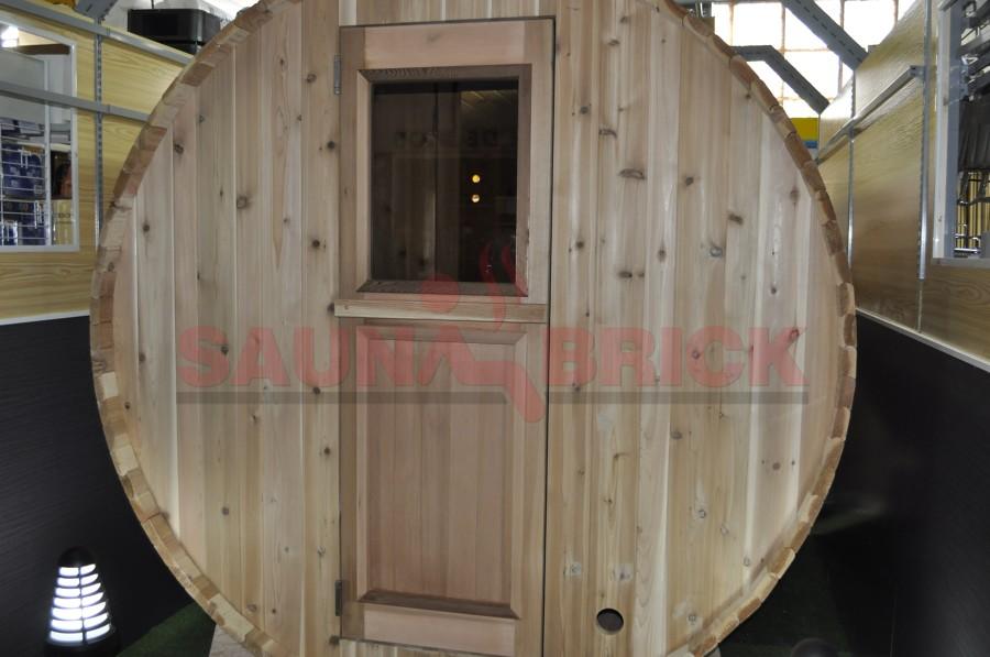 Sauna tipica Finlandesa de exterior!