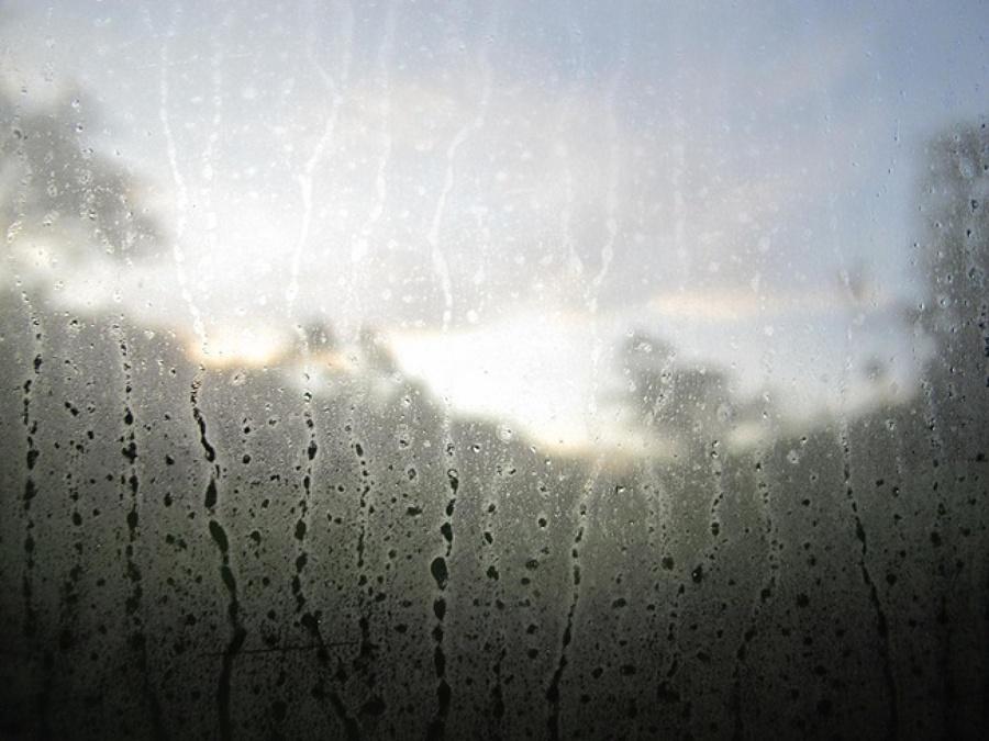 baho en los cristales fruto de la humedad