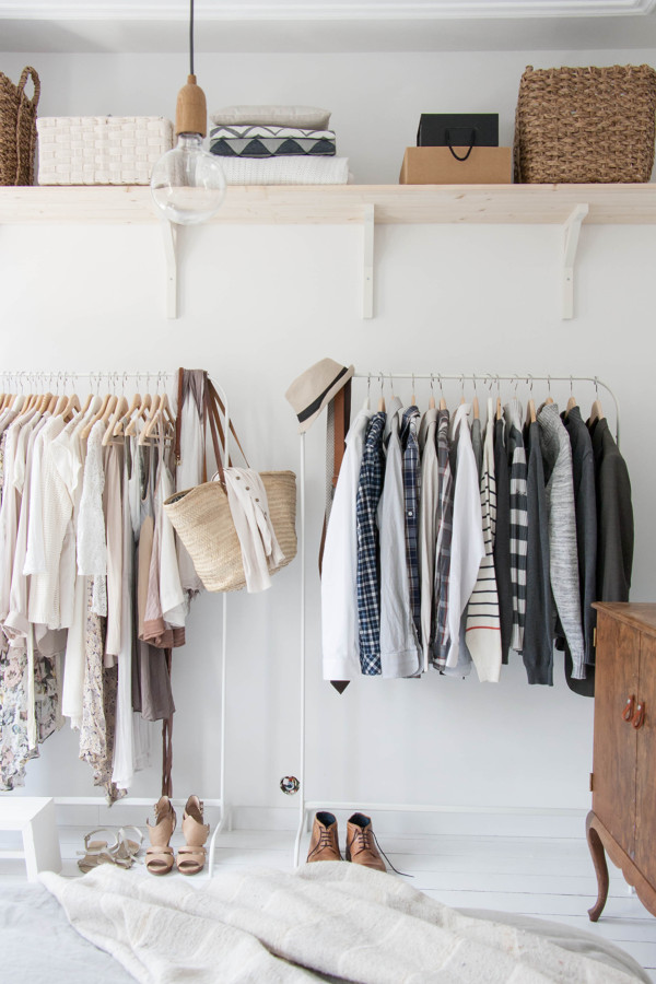 5 Ideas para Montar un Vestidor en Casa | Ideas Decoradores