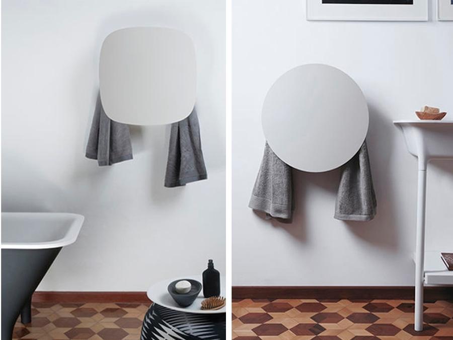 Electrodom sticos del futuro para disfrutar en el presente - Secador de toallas ...