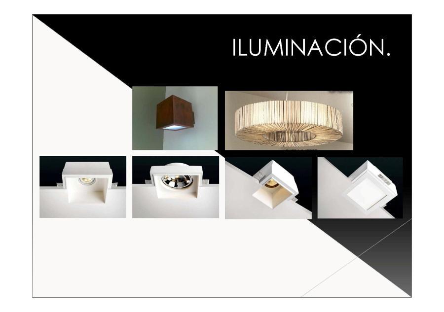 Selección iluminación Kavango - L'estilo interiorismo
