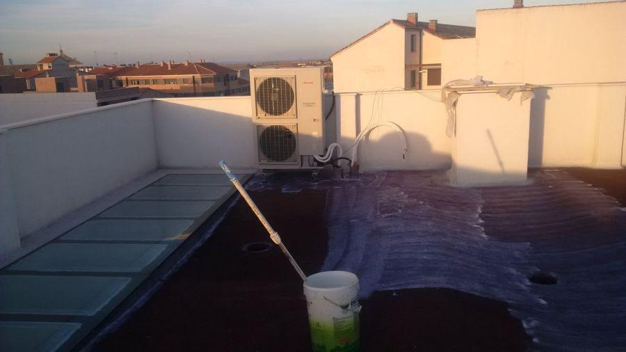 Foto sellado de decoproyec 1313279 habitissimo for Piscina cubierta illescas