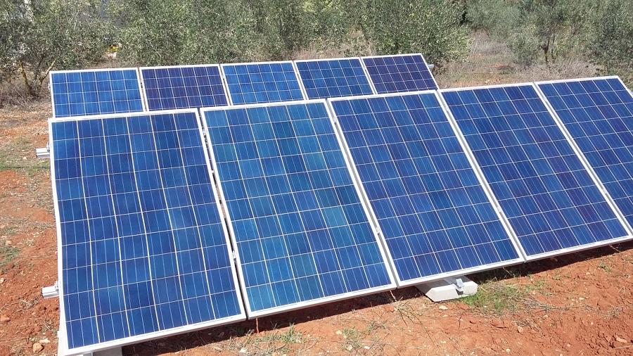 Instalaci n solar fotovoltaica aislada barcelona ideas for Placas solares barcelona