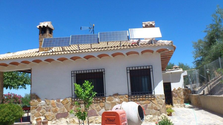 Servicio Electrico completo en Vivienda