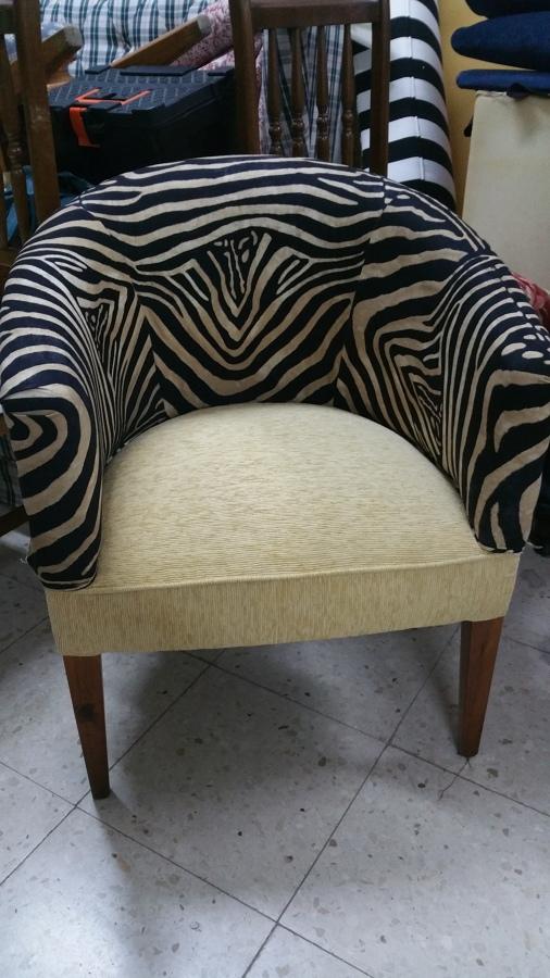 Silla clasica con estilo moderno ideas tapiceros for Sillas estilo moderno