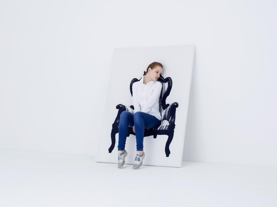 silla-con-forma-de-cuadro
