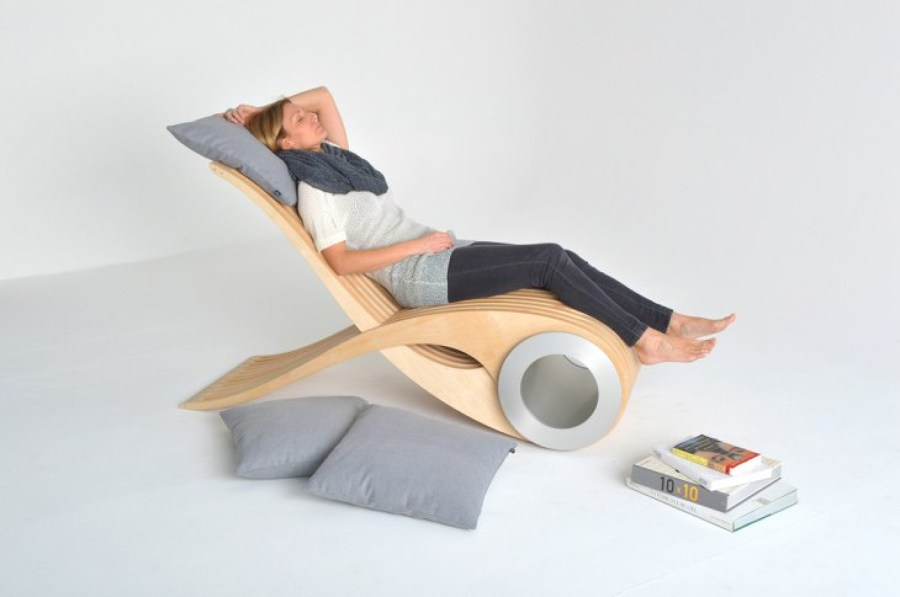 Silla diván de diseño