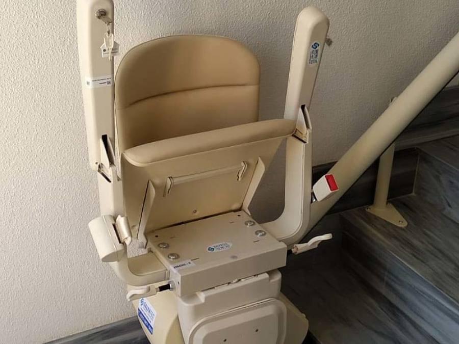 silla elevadora