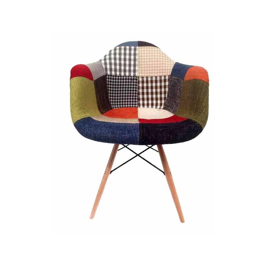Silla Patchwork Eames