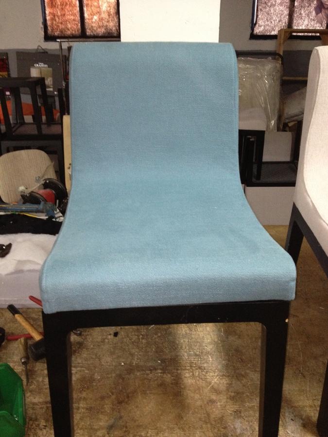 Foto sillas antes de tapizar de tapicero y punto 643272 - Tapiceros valladolid ...