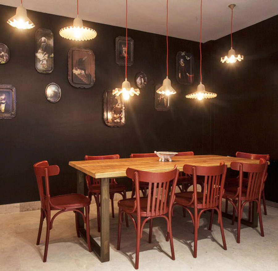 Sillas Thonet para hostelería - La casita de la Planta