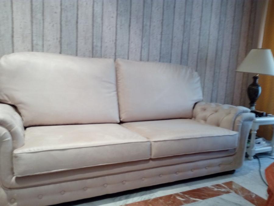Foto sill n tres plazas de tapizados maria 1394934 - Tapiceros en granada ...