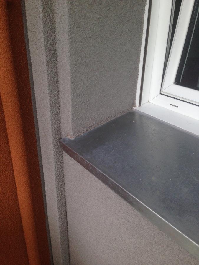 Foto sistema de aislamiento t rmico por el exterior de for Aislamiento termico en fachadas por el interior