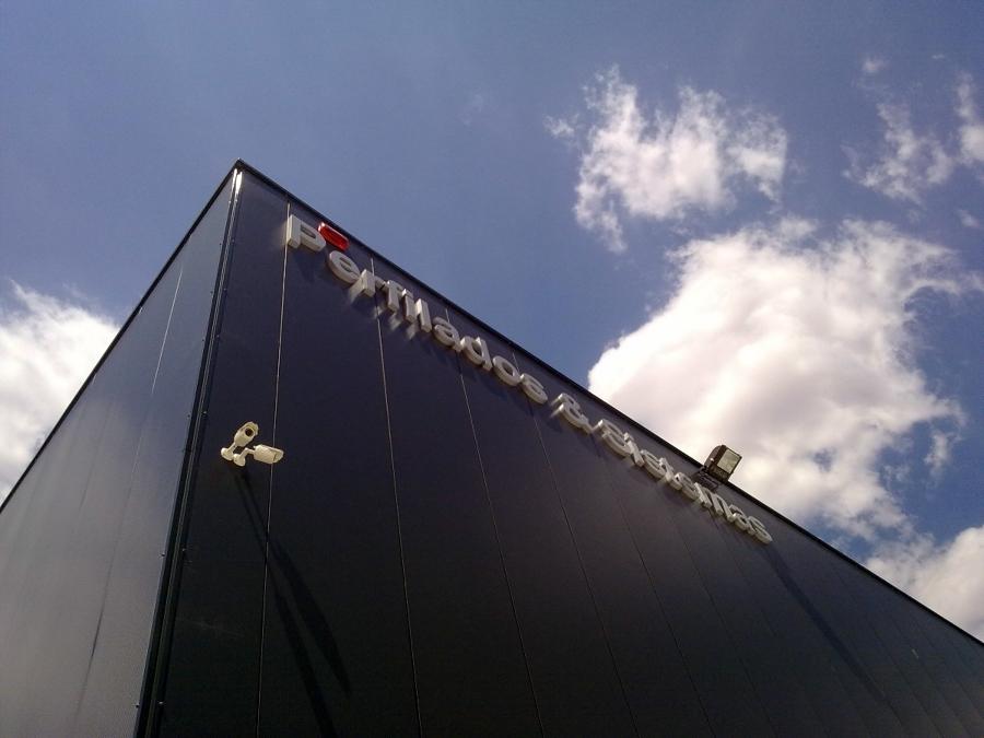 Instalaci n alarma y videovigilancia en nave industrial - Sistemas de videovigilancia ...