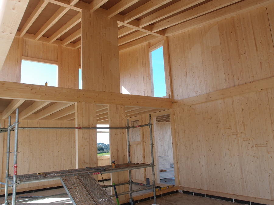 Sistema Estructural TimberOnLive
