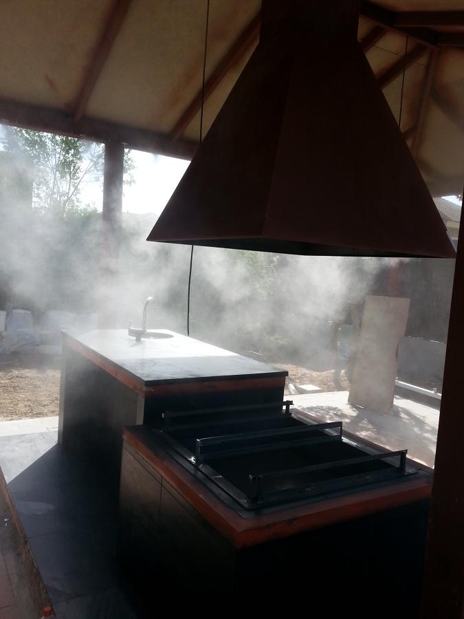 Sistema microclima - nebulizacion