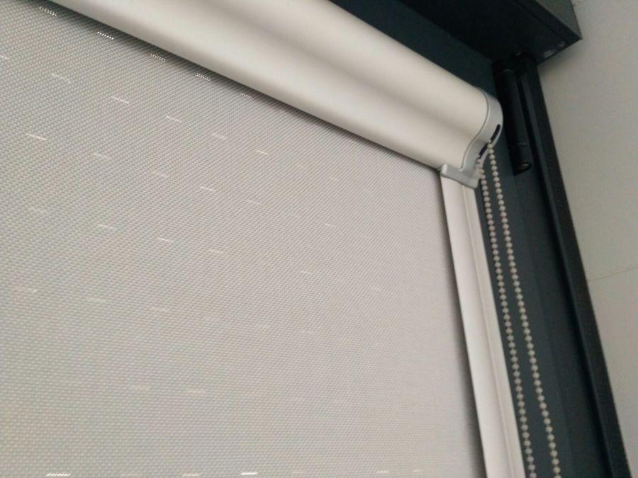 Sistemas Decorafit y Visillero Metal Screen