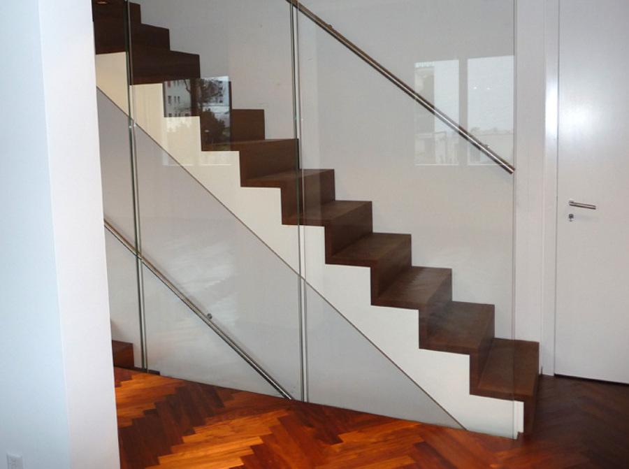 Qu medidas tiene que tener una escalera interior ideas for Como cubrir una escalera
