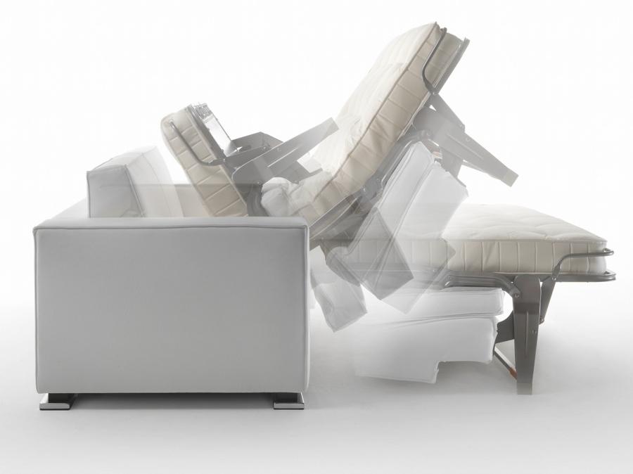 Sofá cama demostración